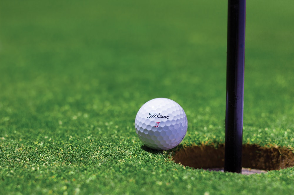 Golf travel bag, golf irons